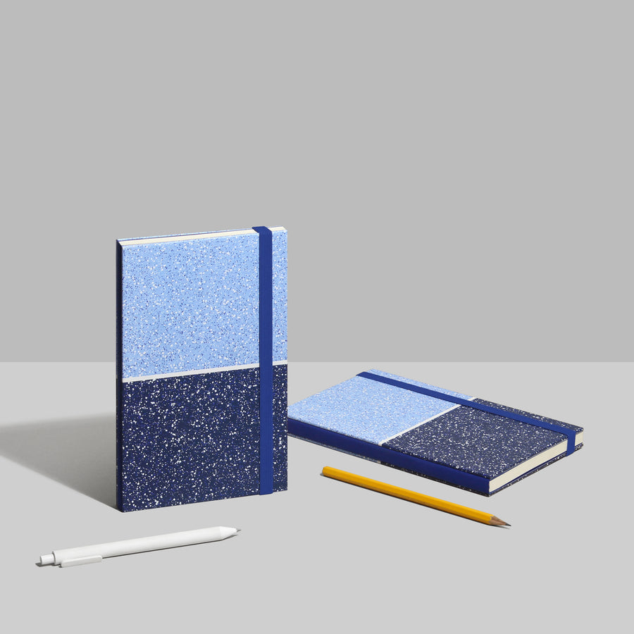 Journal | Daily - BLUE SPARKLE
