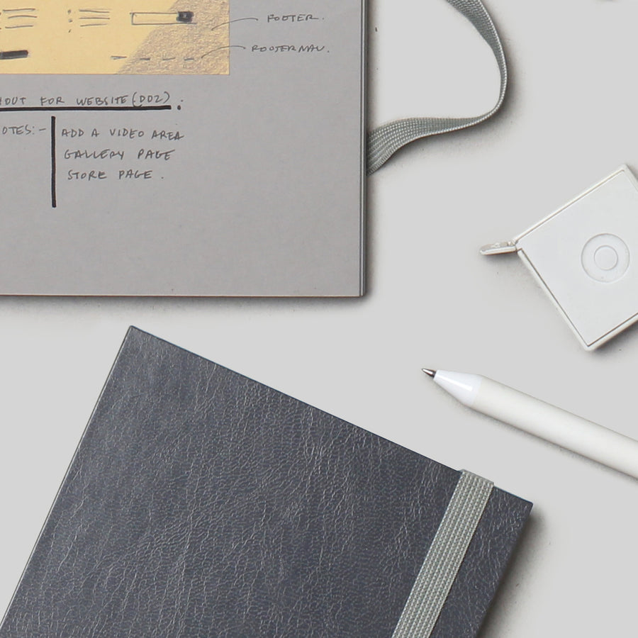 Journal | Tinted - GREY FOSSIL