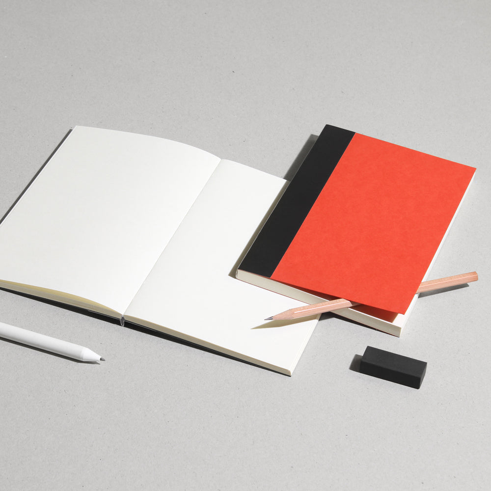 Scribble Book - RED
