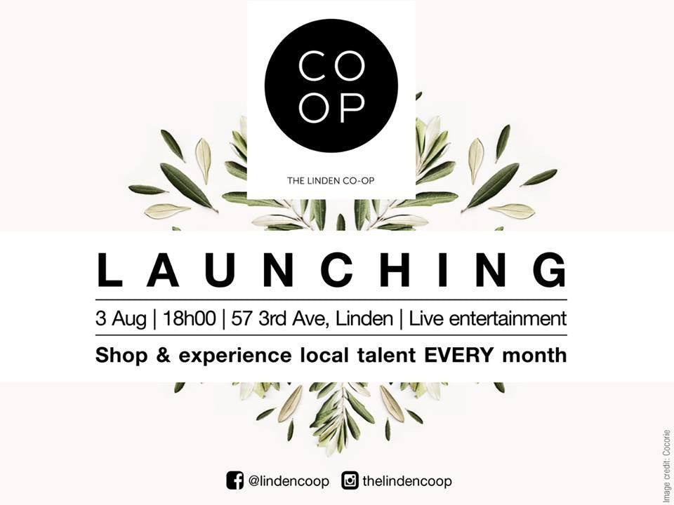 Find us at The Linden Co-op during August!