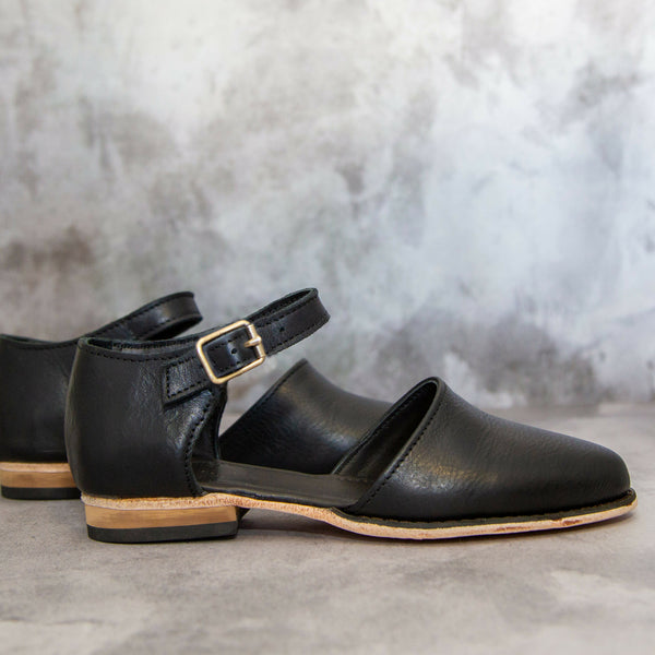 Stacey Flat - Black