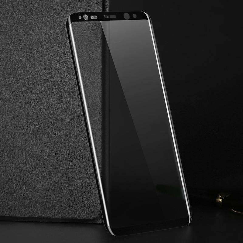 Premium 4D Arc Tempered Glass Screen Protector