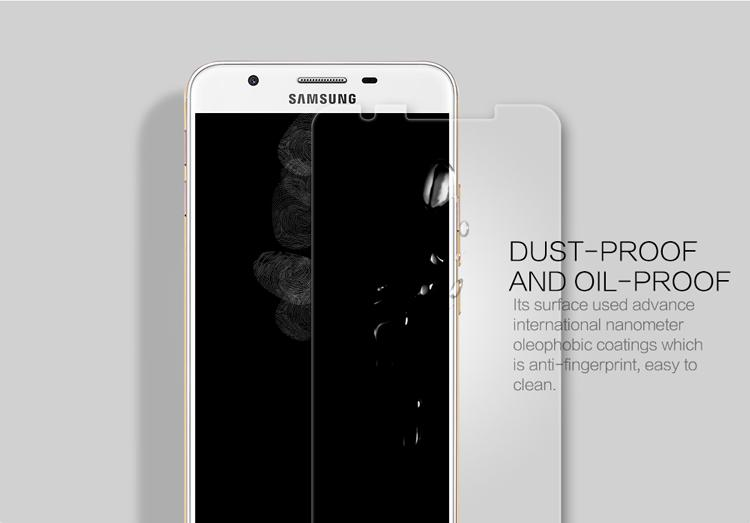 Galaxy J7 Prime Anti-Explosion Screen Protector