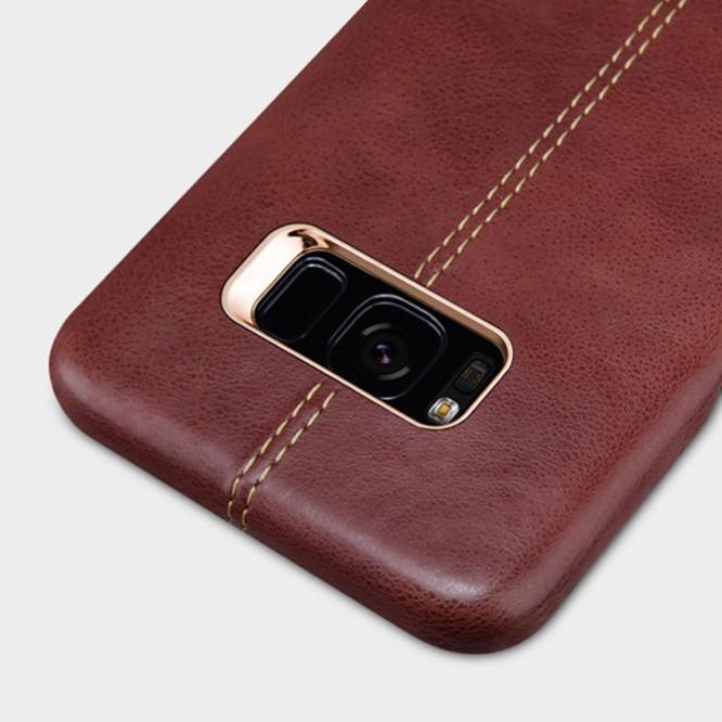Premium Vintage PU Leather Case