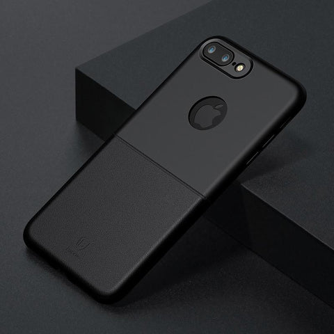 Ultra-thin Soft Silicone Hybrid TPU Case