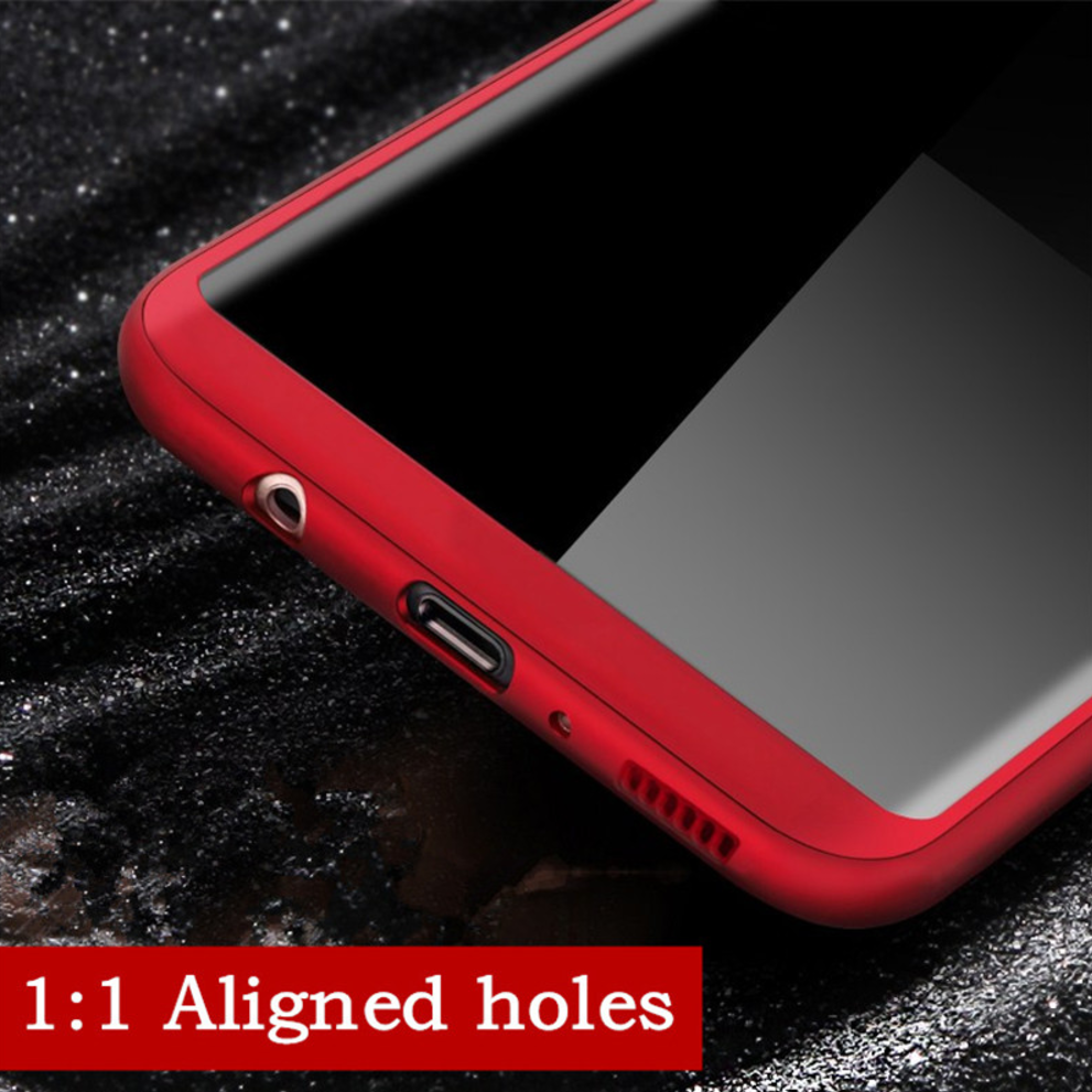 360 Protection Ultra-thin Soft TPU Silicone Case
