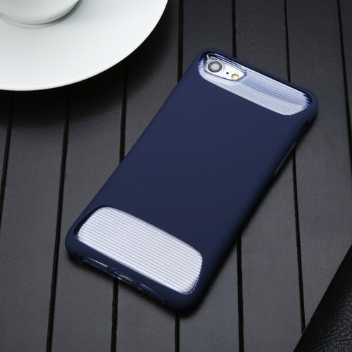 Double-layer Shockproof Soft TPU Back Case