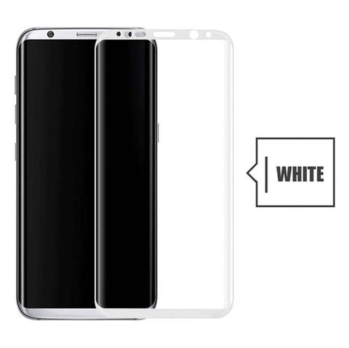 Galaxy S8, S8 Plus Anti-Explosion Tempered Glass