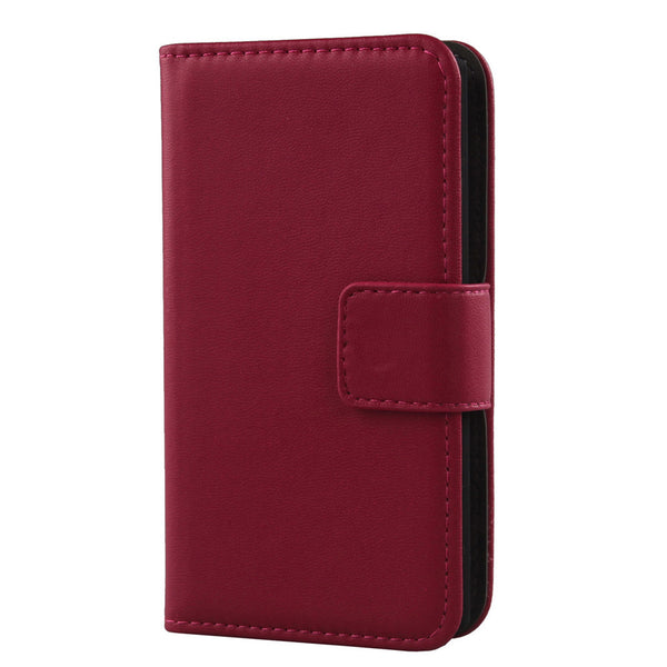 Galaxy S8 Plus Genuine Leather Protective Case