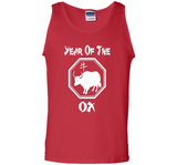Year of the Ox Shirt Chinese Zodiac TShirt Graphic Tee t-shirt