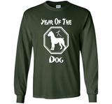 Year of the Dog Shirt Chinese Zodiac TShirt Graphic Tee t-shirt