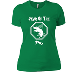 Year of the Pig Shirt Chinese Zodiac TShirt Graphic Tee cool shirt