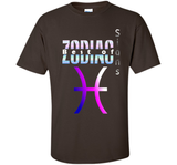 Zodiac signs shirts: PISCES BEST OF ZODIAC SIGNS t-shirt cool shirt