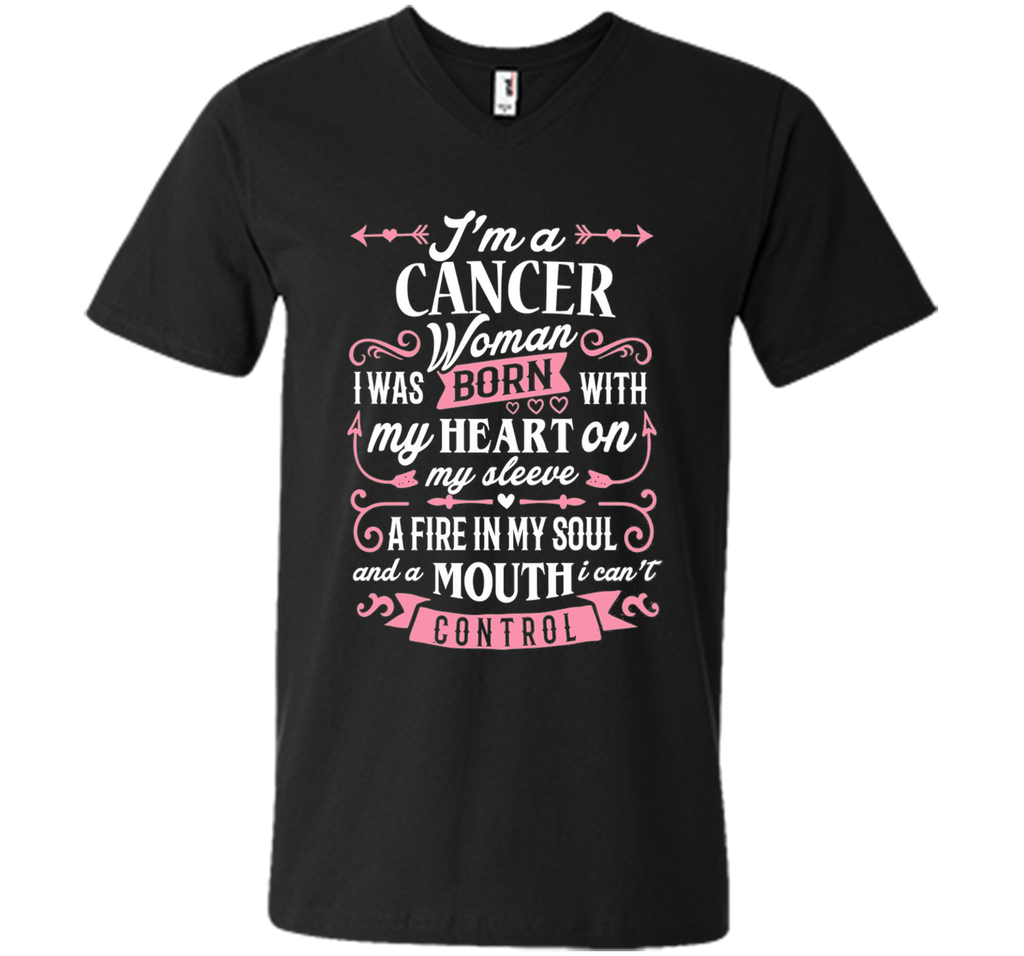 Cancer Shirt I'm a Cancer Women T-Shirt Zodiac Birthday Gift t-shirt