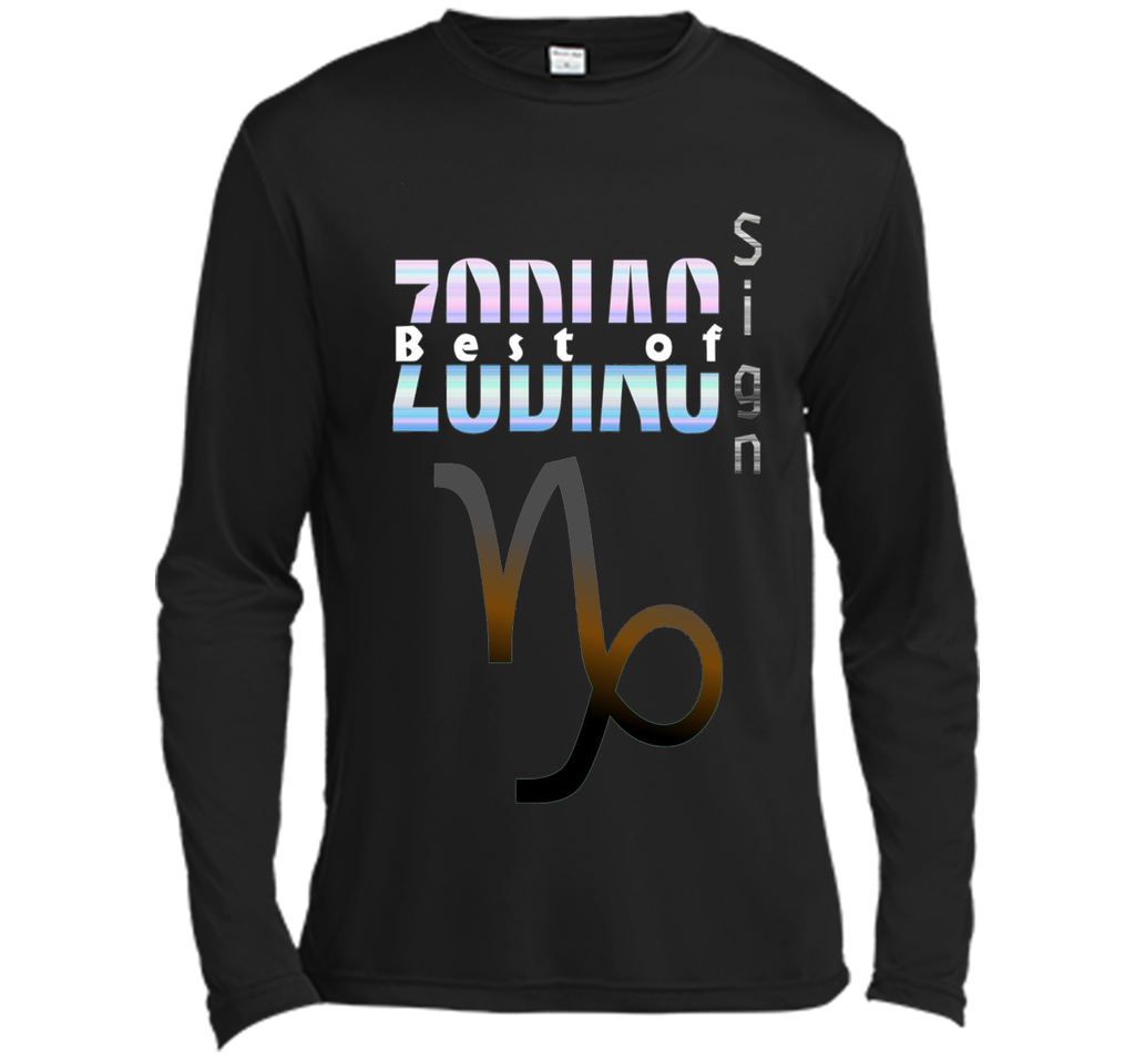 Zodiac signs shirts: CAPRICORN BEST OF ZODIAC SIGNS t-shirt t-shirt