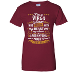Virgo Shirt I'm a Virgo Women T-Shirt Zodiac Birthday Gift cool shirt