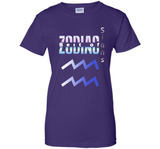 Zodiac signs shirts: AQUARIUS BEST OF ZODIAC SIGNS t-shirt t-shirt