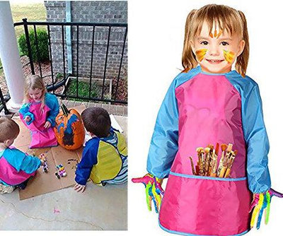 Waterproof Kids Craft Apron