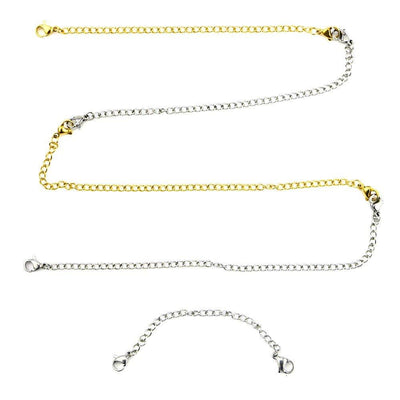 Necklace & Bracelet Chain Extenders