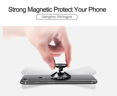 Magneclip™ The 360 Degrees Universal Magnetic Phone Holder
