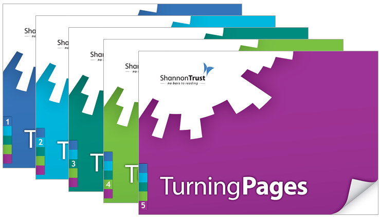 Turning Pages Manuals 1-5