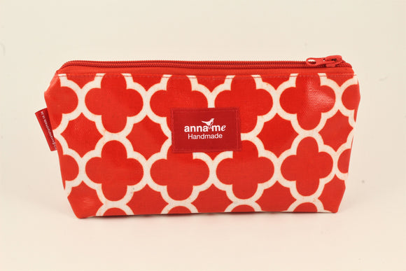 Red Makeup Bag - Small