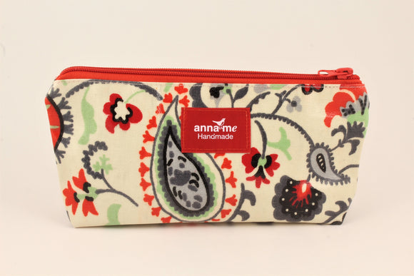Floral Medley Makeup Bag - Small