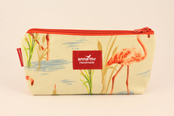 Flamingo Makeup Bag - Small
