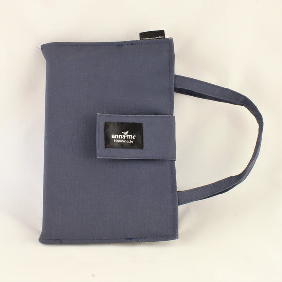Ripstop Navy Bible Cover