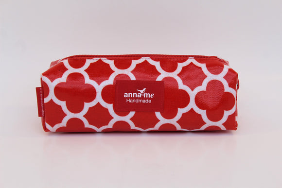 Red Box Pencil Bag