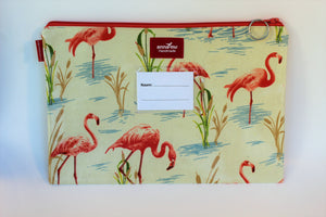 Flamingo School Sleeve