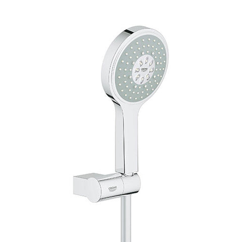 Power&Soul® Cosmopolitan 130 Wall Shower Holder Set