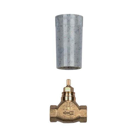 Concealed Stop Valve - 1/2