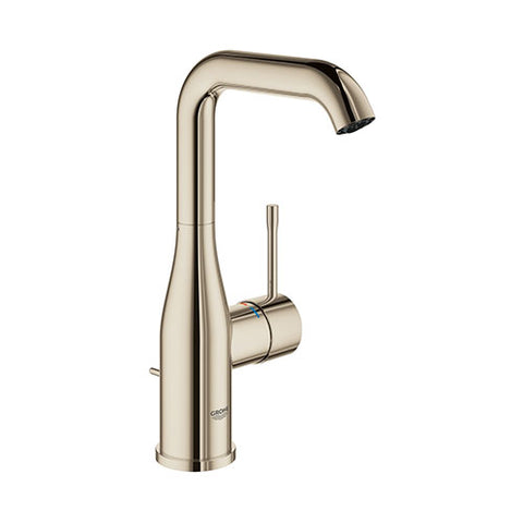 Essence Basin Mixer 1/2'' L-Size - Polished Nickel
