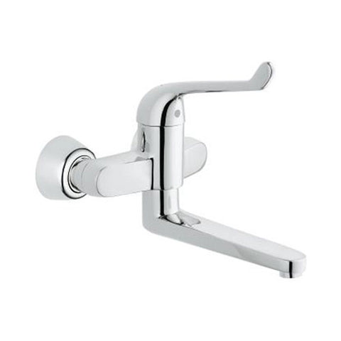 Euroeco Single Sequential Single Lever Basin Mixer