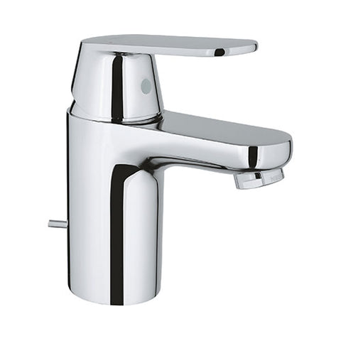 Eurosmart Cosmopolitan Small Basin Mixer with Pop-Up Waste