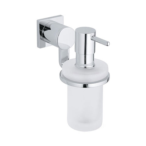 Allure Soap Dispenser And Holder