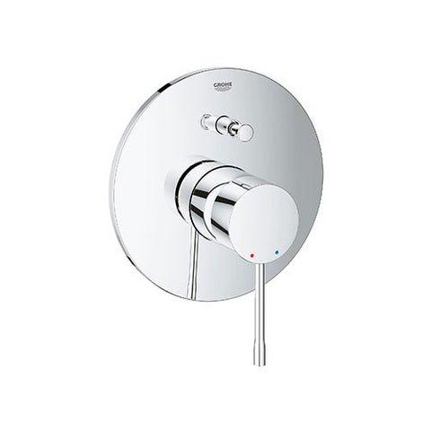 Essence Diverter Bath / Shower Mixer Trim Set