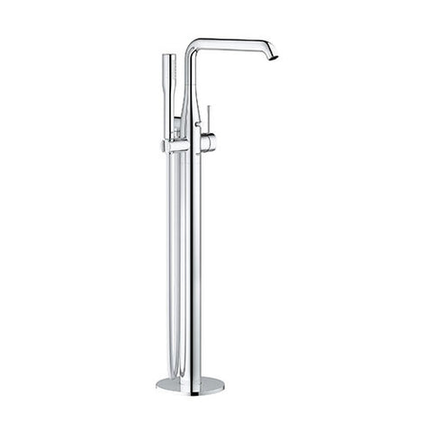 Essence Freestanding Bath Mixer + Hand Shower Set