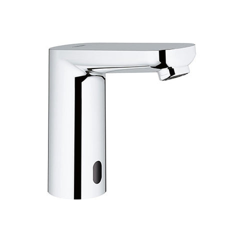 Eurosmart CE Infra-Red Battery Basin Mixer with Hidden Mixing Device