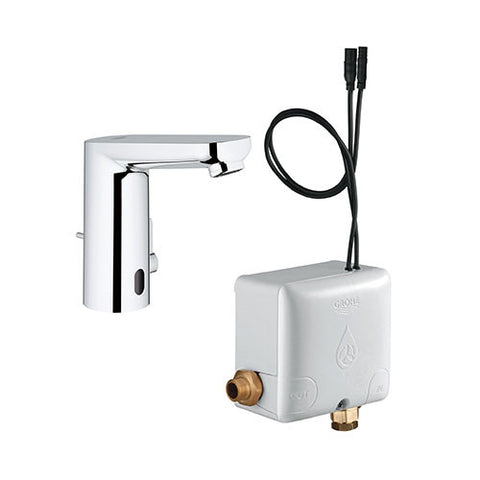 eurosmart ce infra red battery basin mixer with mixing device grohe grohe online. Black Bedroom Furniture Sets. Home Design Ideas