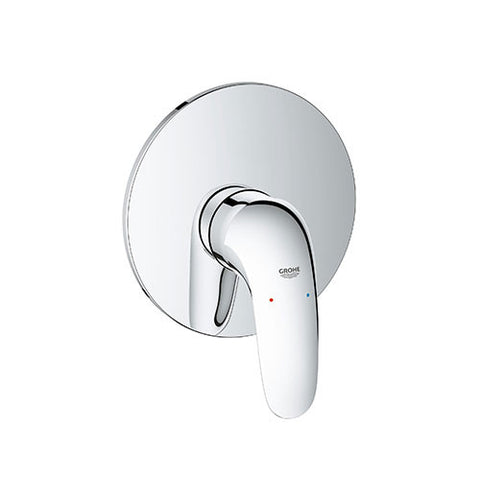 Eurostyle Single Lever Bath/Shower Mixer Trim Set