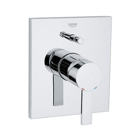 Allure Diverter Bath Mixer Trim Set