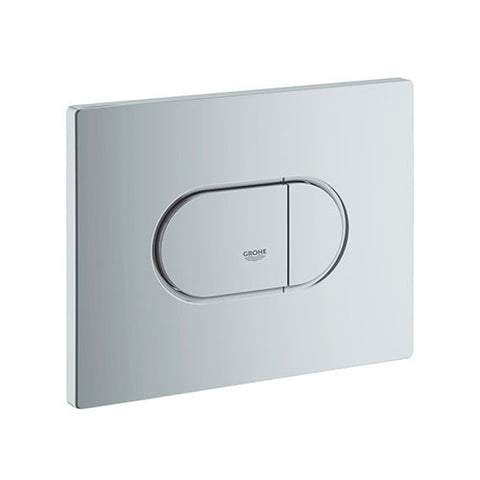 Arena Cosmo Flush Plate - Matt Chrome