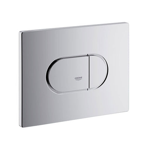 Arena Cosmo Flush Plate - Chrome