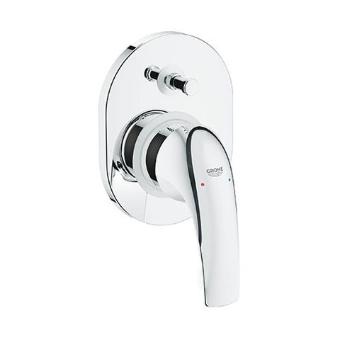 BauCurve Diverter Bath / Shower Mixer