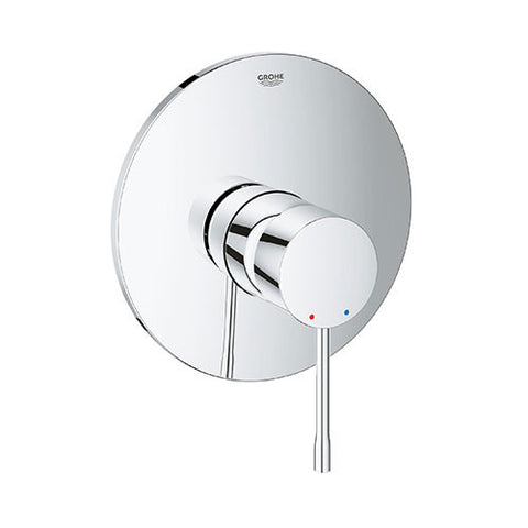 Essence Concealed Shower or Bath Mixer Trim Set