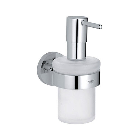 Essentials Holder with Soap Dispenser