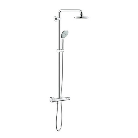 Euphoria Shower System 180 with Thermostat - 450mm