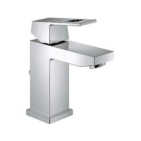 Eurocube Single Lever Basin Mixer with waste set - S-Size